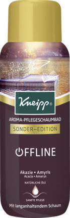 KNEIP pěna do koupele Offline, 400 ml