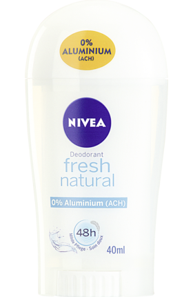 NIVEA deo stick Fresh Natural, 40 ml