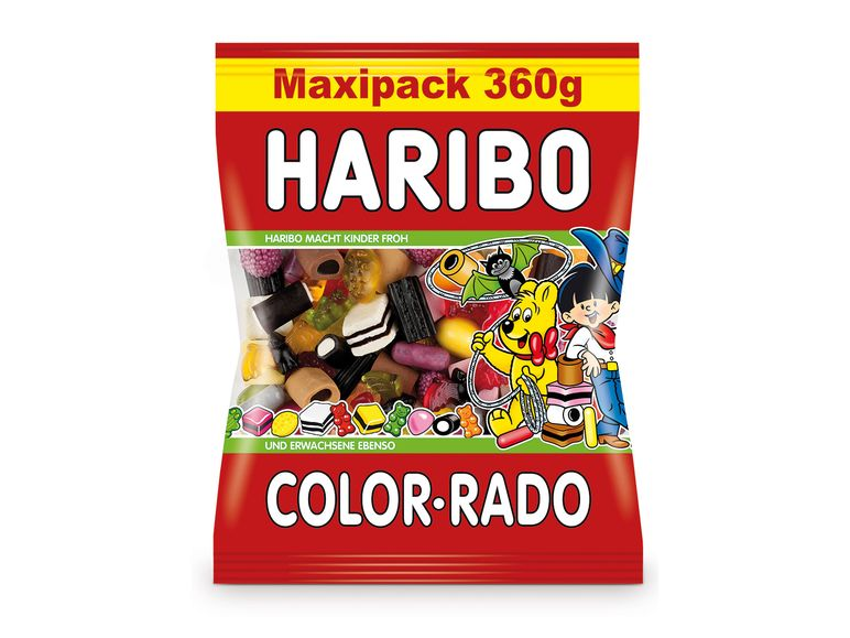 HARIBO Color-Rado 360 g