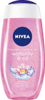 NIVEA sprchový gel Waterlily & Oil, 250 ml