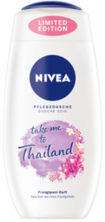 NIVEA sprchový gel Take me to Thailand, 250 ml