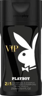 PLAYBOY sprchový gel VIP, 250 ml