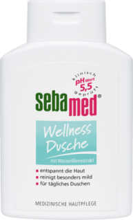 SEBAMED sprchový gel Wellness Dusche, 200 ml