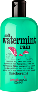 TREACLEMOON sprchový gel soft watermint rain, 500 ml