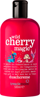 TREACLEMOON sprchový gel wild cherry magic, 500 ml