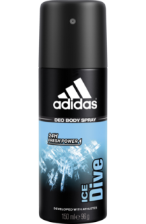 ADIDAS deo sprej Ice Dive, 150 ml