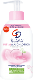 CD intimní mycí gel Intimwaschlotion, 250 ml