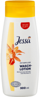 JESSA intimní mycí gel Waschlotion Sensitiv, 300 ml