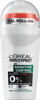 L'ORÉAL Men EXPERT deo roll on Sensitive, 50 ml