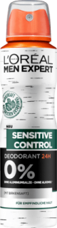 L'ORÉAL Men EXPERT deo sprej Sensitive, 150 ml