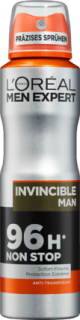 L'ORÉAL Men EXPERT deo sprej Invincible Man, 150 ml