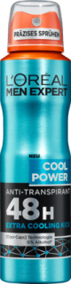L'ORÉAL Men EXPERT deo sprej Cool Power, 150 ml