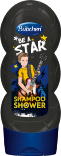 BÜBCHEN Shampoo & Shower Be a Star, 230 ml