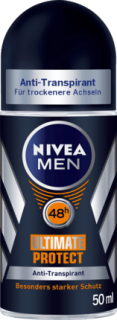 NIVEA MEN deo roll on Ultimate Protection, 50 ml