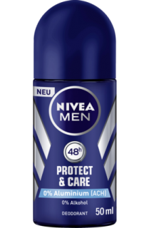 NIVEA MEN deo roll on Protect & Care, 50 ml