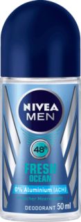 NIVEA MEN deo roll on Fresh Ocean, 50 ml