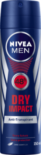 NIVEA MEN deo sprej Dry Impact, 150 ml
