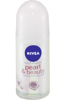 NIVEA deo roll on Pearl & Beauty, 50 ml