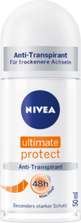 NIVEA deo roll on Ultimate Protection, 50 ml