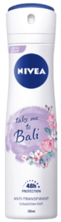 NIVEA deo sprej take me to Bali, 150 ml