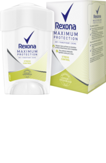 REXONA deo krém Maximum Protection Stress Control, 45 ml