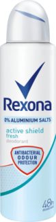REXONA deo sprej Active Shield Fresh, 150 ml
