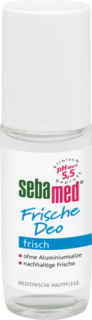 SEBAMED deo roll on Frisch, 50 ml