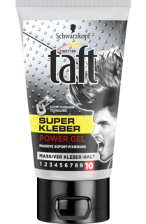 3 WETTER TAFT stylingový gel Power Gel Super Kleber, 150 ml