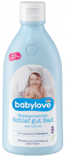 BABYLOVE Schlaf Gut Bad 0,5 l