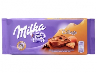 MILKA Collage Caramel 100g