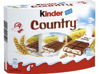 KINDER Country 211,5 g