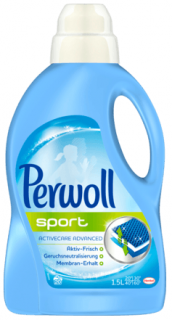 PERWOLL prací gel Sport Activecare Advanced 1,5l ,20 PD