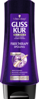 GLISS KUR kondicionér Fiber Therapy, 200 ml