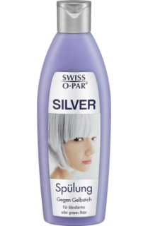 SWISS O-PAR kondicionér Silver, 250 ml