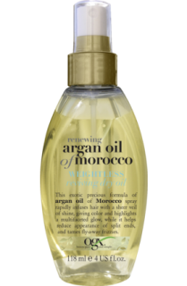 OGX olej Moroccan Argan Oil Weightless Dry out Oil, 118 ml