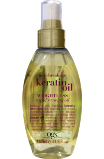 OGX olej Anti Breakage Keratin Oil Weightless Oil, 118 ml