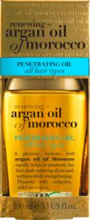 OGX olej Moroccan Argan Penetrating Oil, 100 ml