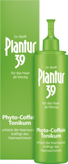 PLANTUR 39 tonikum Phyto-Coffein Tonikum, 200 ml