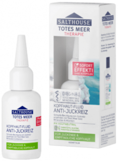 SALTHOUSE kůra Totes Meer Therapie Anti-Juckreiz, 60 ml