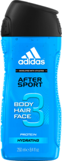 ADIDAS sprchový gel Men After Sport, 250 ml