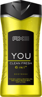 AXE sprchový gel You Clean Fresh, 250 ml