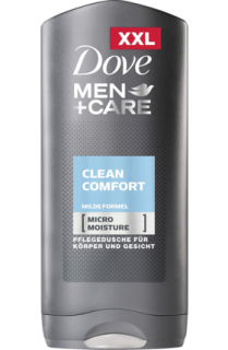 DOVE MEN +CARE sprchový gel Clean Comfort, 400 ml