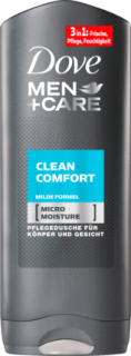 DOVE MEN +CARE Clean Comfort, 250 ml