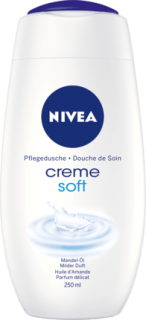 NIVEA sprchový gel Creme Soft, 250 ml