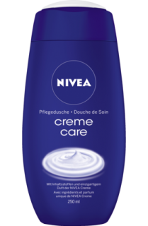 NIVEA sprchový gel Creme Care, 250 ml